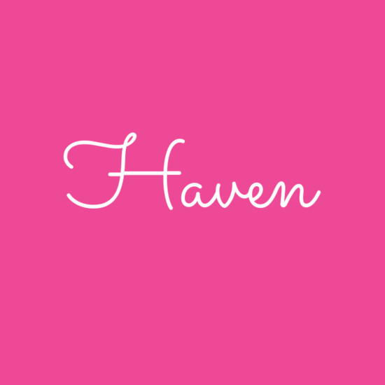 Haven - These Girl Baby Names Are Going to Be Popular in ...