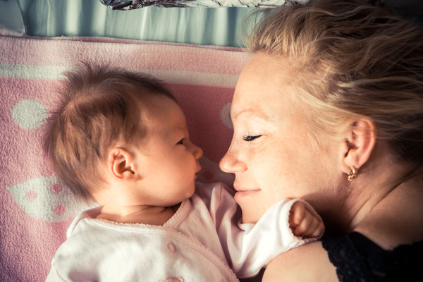 Things New Moms Should Do For Themselves