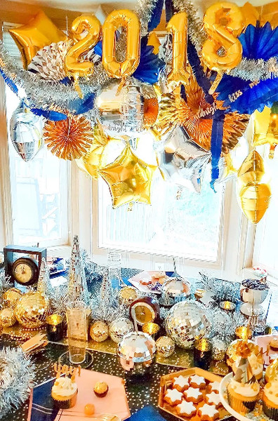 New Year S Eve Party Themes To Try This Livingly