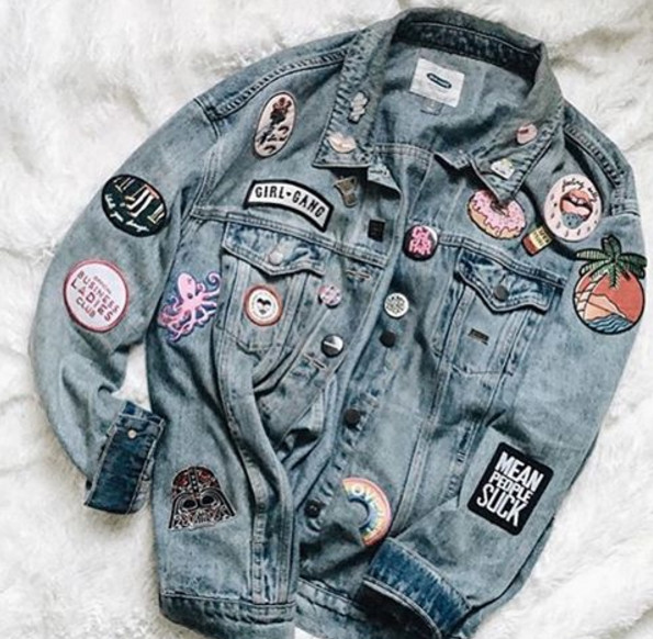 Let S Get Patchy Cool Custom Flair Looks That Prove Pins