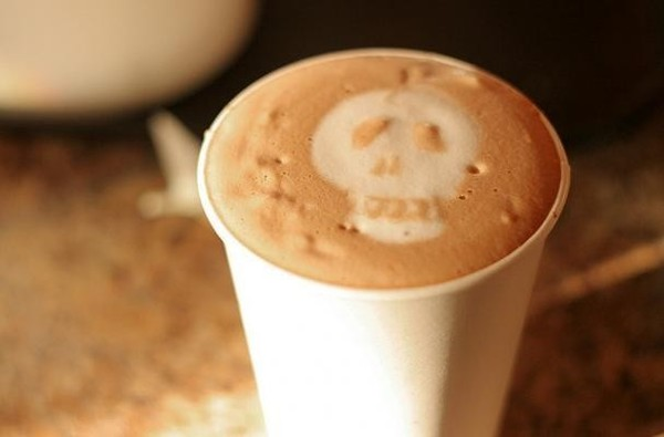 Boozy Pumpkin Pie Hot Chocolate