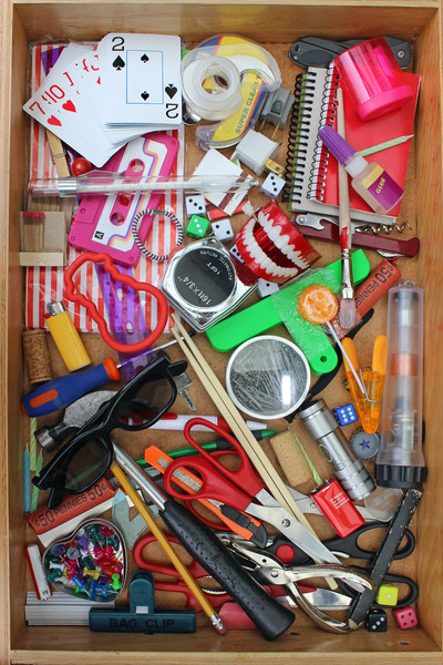 Get Rid Of Clutter