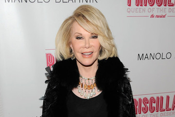 Joan Rivers: A Spritz of Vodka a Day Keeps the Stench Away
