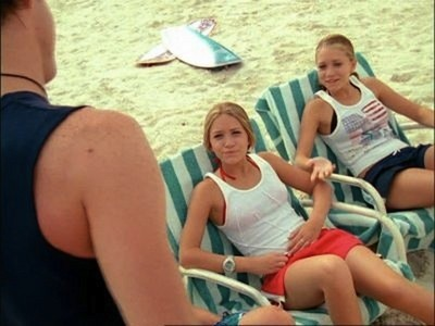 "Mary-Kate and Ashley and the ""Vacation Boyfriend"" Myth"