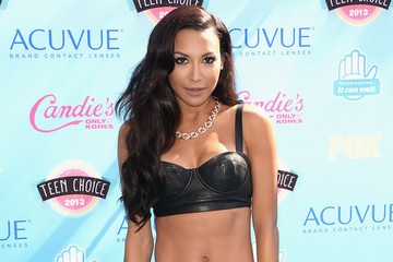 The Products Naya Rivera Uses For Instant Glam Hair