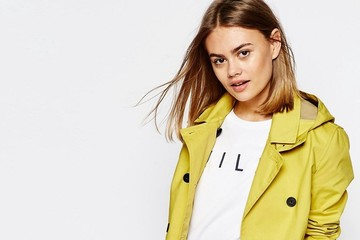 10 Outerwear Options That Will Let You Wear Your Spring Dresses When It's Cold