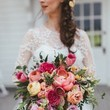 Coral, Peach & Pink Bouquet