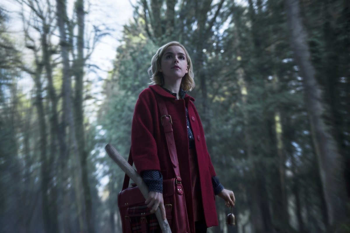 What We Loved About 'The Chilling Adventures Of Sabrina'