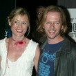 David Spade and Julie Bowen