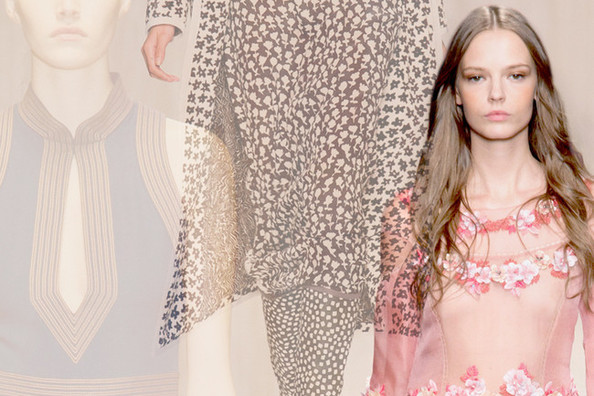 The Hottest Trends from Milan Fashion Week