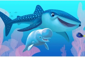 Meet Bailey and Destiny, the New Fish in the Sea in 'Finding Dory'