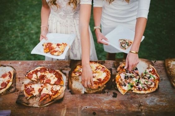 Epic Wedding Food Ideas For The That Just Wants To Have Fun