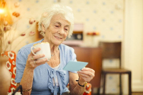 Send a card to an older person in your life