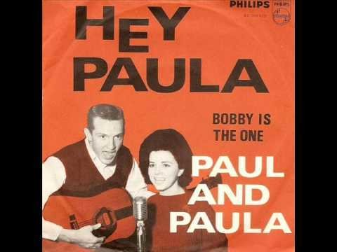 1963: 'Hey Paula' by Paul And Paula