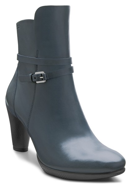 Forest Green Ankle Boots