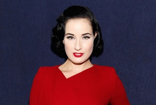 Dita Von Teese on Choosing the Perfect Red Lipstick