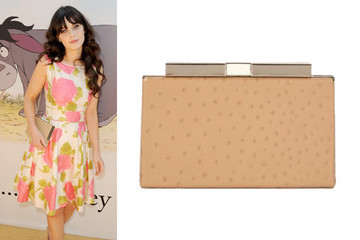 Zooey Deschanel Falls for Kate Spade