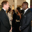 Prince William And Idris Elba