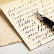 Write each other love letters