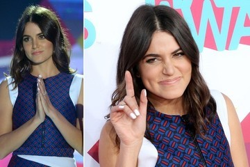 Get the Look: Nikki Reed's Stark Snow White Digits