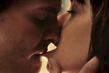 Ellie Goulding's 'Fifty Shades' Music Video Shows THE Lip Bite