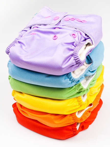 Consider Cloth Diapers