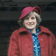 1981-1982: Princess Diana