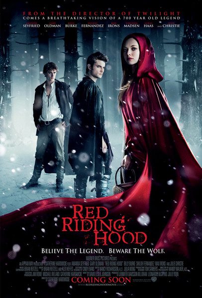 'Red Riding Hood'