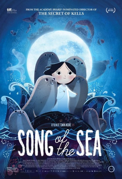 Song of the Sea (2014, PG)