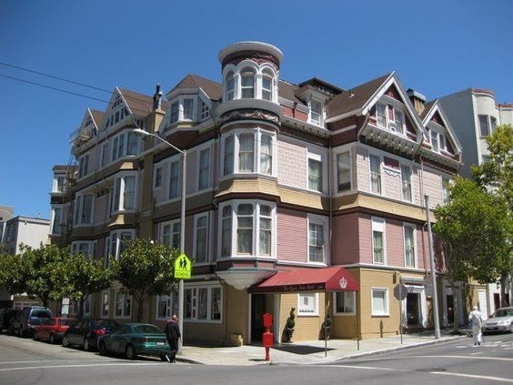queen anne hotel san francisco ca these haunted travel