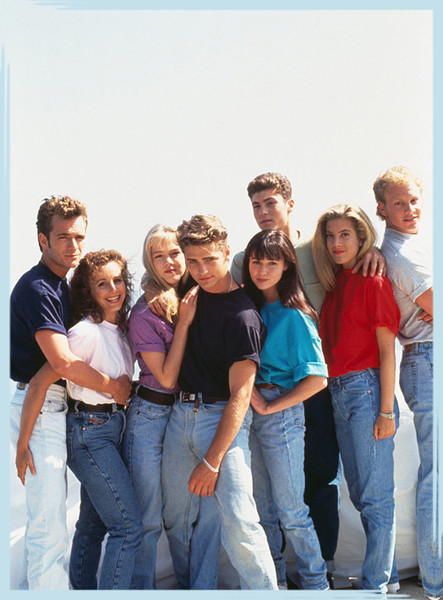 Then And Now: The Cast of 'Beverly Hills, 90210'