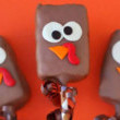 Whip up some turkey cake pops
