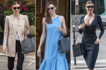Miranda Kerr Wears 3 (Fabulous) Outfits for One Day of Shopping in Paris