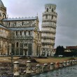 See the Leaning Tower of Pisa in Italy