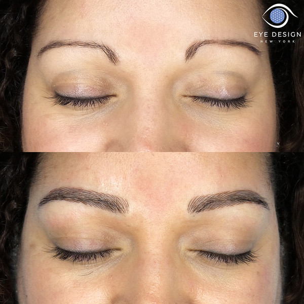 How much does it cost microblading 101 what it is and for Tattoo eyebrows nj