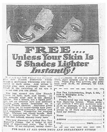 Black Women Faced A Catch 22 With Whitening Creams