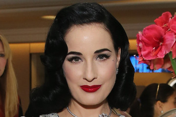 New Year's Eve Beauty Muse: Dita Von Teese