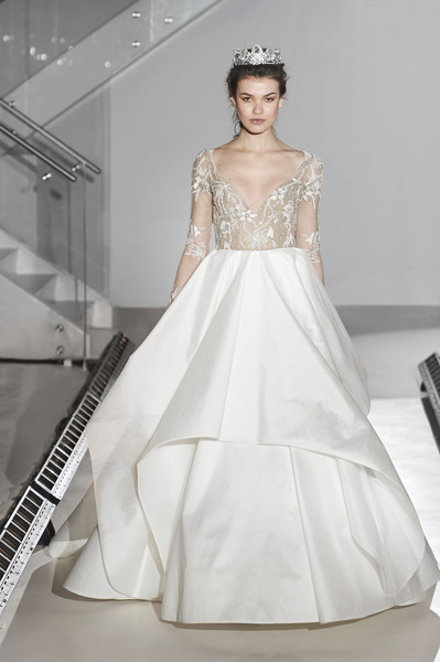 For the Winter/Fall Bride: The Collins Gown
