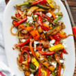 Try Balsamic Grilled Veggies With Feta