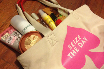 A Peek Inside My Ideal Summer Beauty Bag