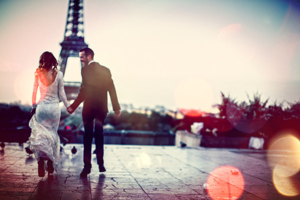 How To Plan A Wedding Like A French Girl