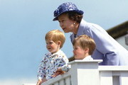 Then And Now Photos Of The Royal Family