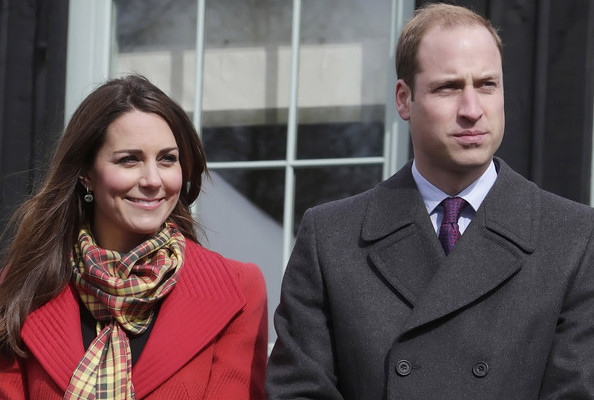 Prince William Gets Dissed By a 4-Year-Old [VIDEO]
