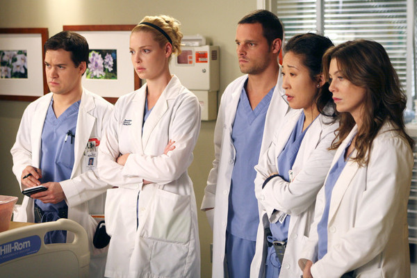 Then And Now: 'Grey's Anatomy' Cast