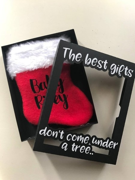 Order A Personalized Baby Stocking