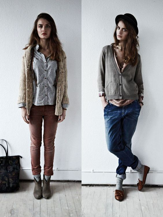 Le Style du Casual Chic - Chic French Girl Outfits On ...