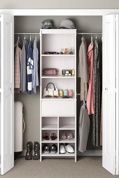 Invest In A Wardrobe System
