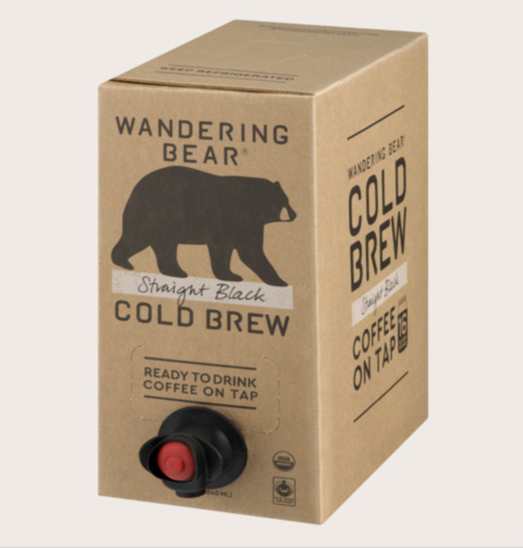 Drink Cold Brew From The Tap