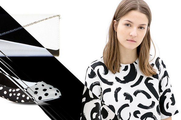 Big Spring Trend: Black & White
