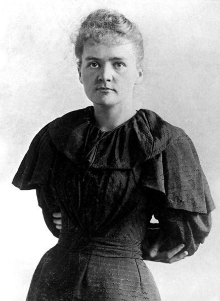 First Woman to Win the Nobel Prize in Physics, 1903